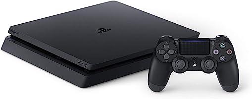 PlayStation 4 黑色 500GB (CUH-2200AB01)