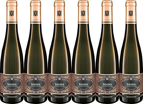 Weingüter Wegeler Oestrich Geisenheim Rothenberg Rieslingbeerenauslese VDP.GROSSE LAGE 2018 Edelsüß (6 x 0.375 l)