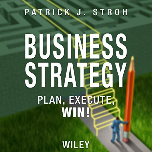 Business Strategy audiobook cover art