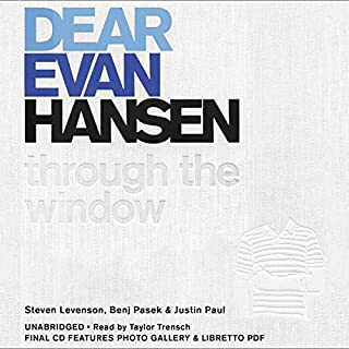 Dear Evan Hansen: Through the Window cover art