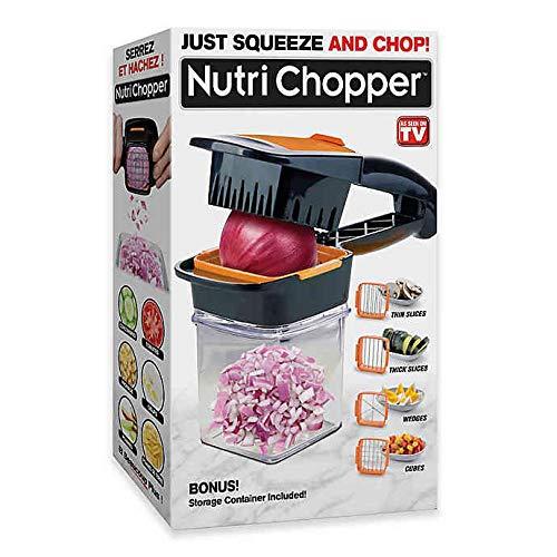 NutriChopper As Seen On TV - Nutri Chopper Multi-purpose Food Chopper