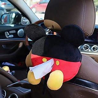 New Stuffed & Plush Animals - Super Stuffed Soft Plush Toys Cartoon Donald Duck Car Headrest Neck Pillow Car Pillow Car Co...