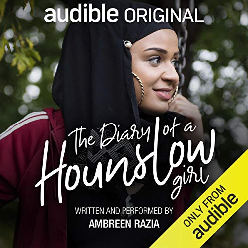 The Diary of a Hounslow Girl audiobook cover art