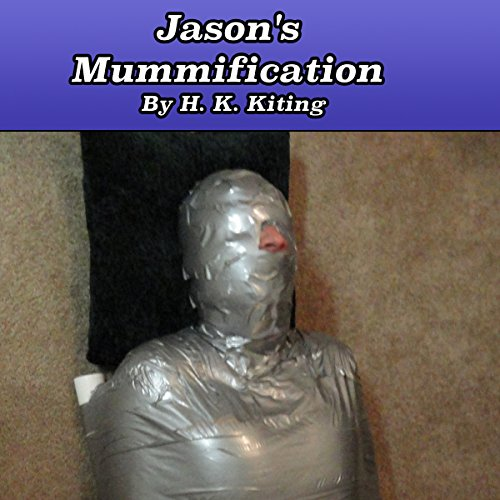 Jason's Mummification audiobook cover art