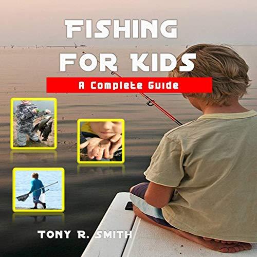 Fishing for Kids audiobook cover art