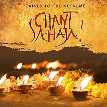 Chant Sahaja – Praises to the Supreme