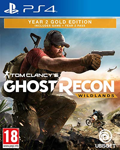 Ghost Recon Wildlands Year 2 Gold Edition PS4 Game