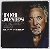 TOM JONES - GREATEST HITS - REDISCOVERED (1 CD)