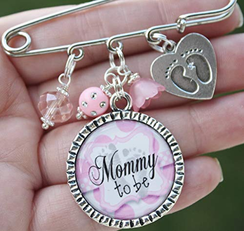 Personalized Nana Mom Aunt Grandmother to be Baby shower kilt Pin It