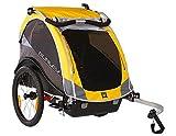Burley Fahrrad Kinder Anhänger CUB Gelb inkl....