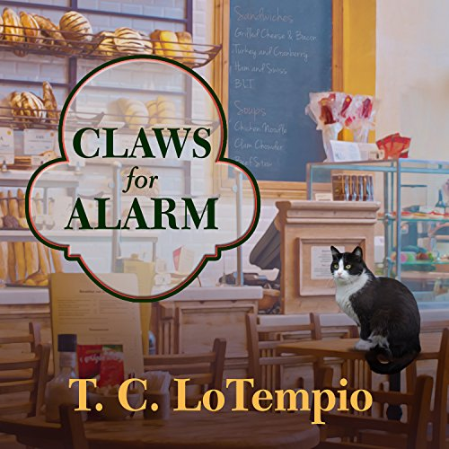 Claws for Alarm audiobook cover art