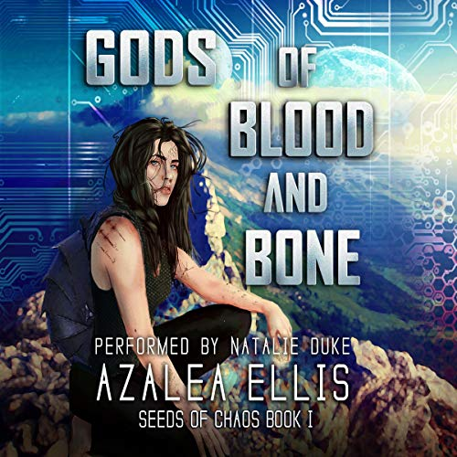 Gods of Blood and Bone: A GameLit Novel Titelbild