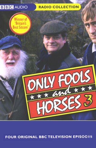 Only Fools and Horses 3 cover art