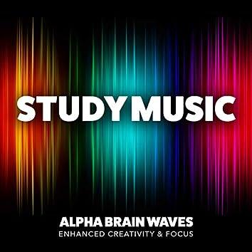 Study Music: Enhanced Creativity & Focus
