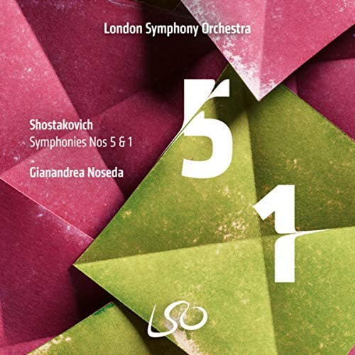 London Symphony Orchestra & Gianandrea Noseda