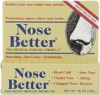 OAKHURST CO. 鼻より良い脂性芳香族救済ゲル0.46オンス(13G)