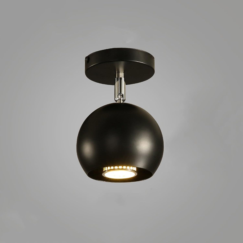 @Leuchter Nordische moderne minimalistische rtlich festgelegte Deckenleuchte-Persnlichkeit kreativer Ball-Restaurant-Küche Schlafzimmer-Wand Firma-Rezeption-Kaffeestube-Bekleidungsgeschft-Deckenleu