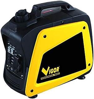 comprar comparacion Vigor VGI-1500 - Generador inversor, gasolina, 1.0 kW/ 1.2 kW máx.