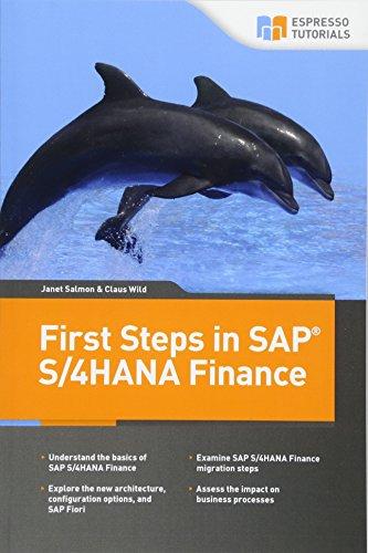 DIGIRENT - First Steps in SAP S/4HANA Finance pdf Download