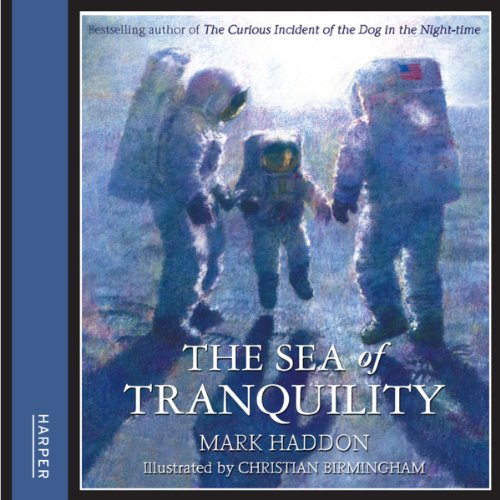 The Sea of Tranquility audiobook cover art