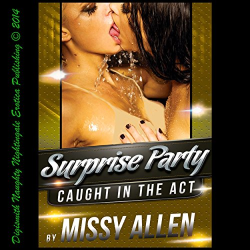 Surprise Party: Rick's Wife Likes Girls Too, Surprise!  audiobook cover art