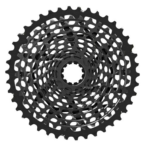 Sram Cassettes XG-1180 X-Glide 11 Speed Cassette, Fits XD Driver Body - 10-42, Black by Sram Cassettes