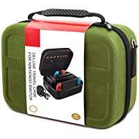 Toennesen Hard Shell Deluxe fit Switch Console Travel Case