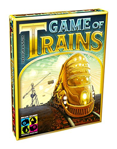 Brain Games Publishing Game of Trains