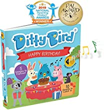 INTERACTIVE FIRST BIRTHDAY BOOK for 1 year old and Toddler. Toys for 1 year old boy girl gifts.Educational Learning Toys for babies. Musical Books for one year old. Great baby 1st birthday gift