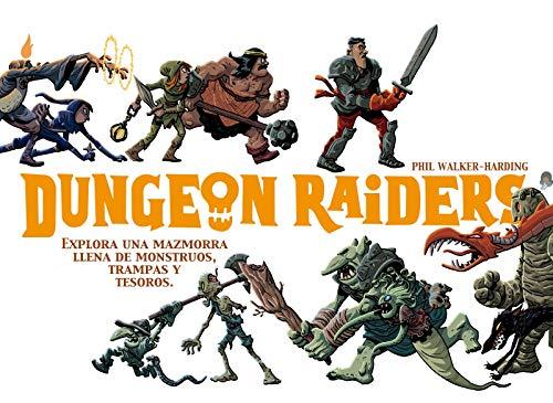 Devir BGHRAIEN Dungeon Raiders, Multi