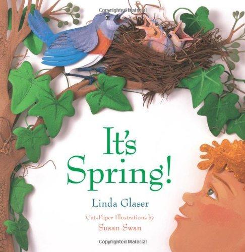 It's Spring by Linda Glaser (2002-04-01)
