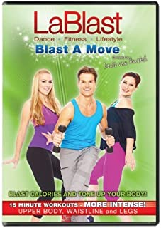 LaBlast Level 5 DVD Blast A Move by Louis Van Amstel
