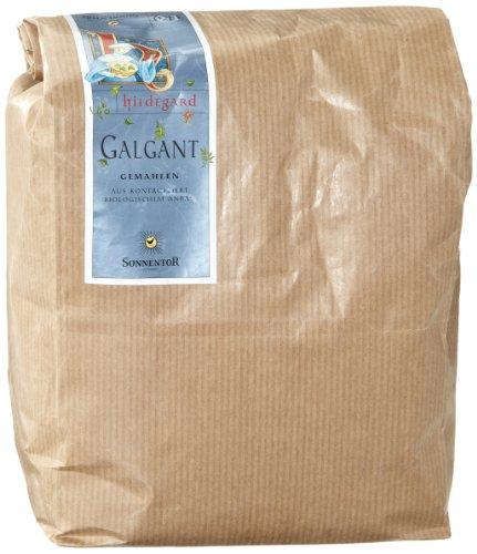 Sonnentor Galgant gemahlen Hildegard, 1er Pack (1 x 1 kg) - Bio