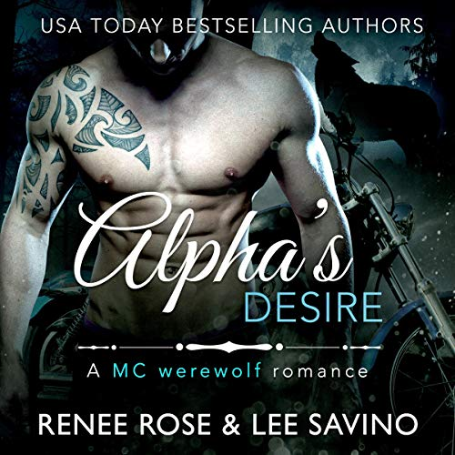 Alpha's Desire: An MC Werewolf Romance cover art