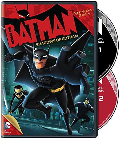 Beware the Batman: Shadows of Gotham Season 1 Part 1