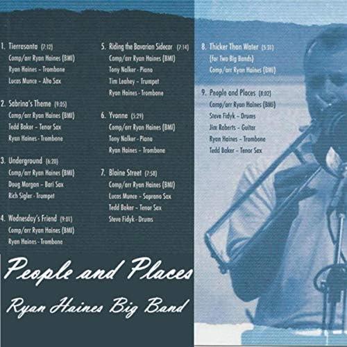 Ryan Haines Big Band