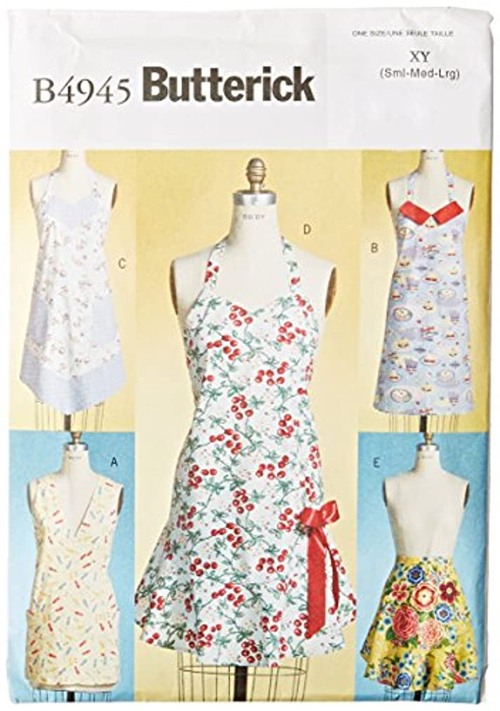 BUTTERICK PATTERNS B4945 Aprons tvpqgql46293943