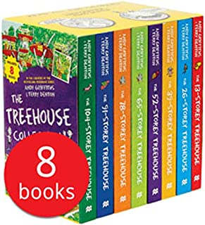 The Treehouse Series vol 1-8