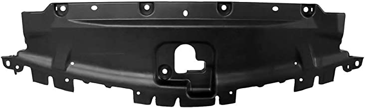 Value CPP Radiator Support Cover for Infiniti G25, G35, G37, Q40 OE Quality Replacement