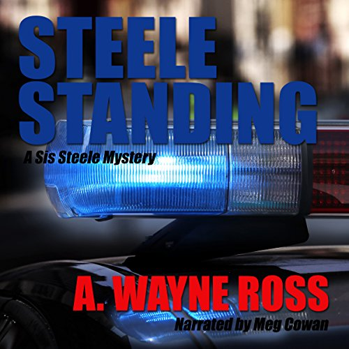 Steele Standing audiobook cover art