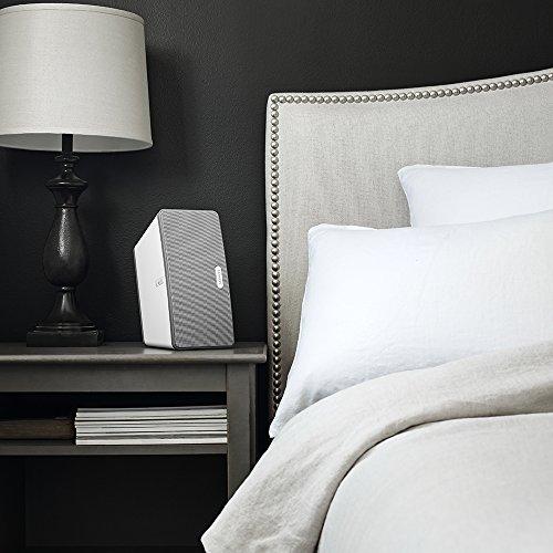 Sonos PLAY:3 I Vielseitiger Multiroom Smart Speaker für Wireless Music Streaming (weiß) - 8