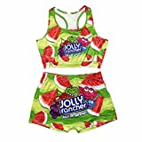Women's Textured 2 Piece Outfit Summer Casual Sleeveless Top and Short Pants Sets for Sports Fitness Tracksuits
