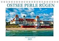 OSTSEE PERLE RUeGEN Michael Jaster (Tischkalender 2022 DIN A5 quer): Ostsee Perle Ruegen - Eine Schoenheit an der Ostsee. Die schoensten Punkte der Insel in leuchten Farben und schoensten Licht . (Monatskalender, 14 Seiten )