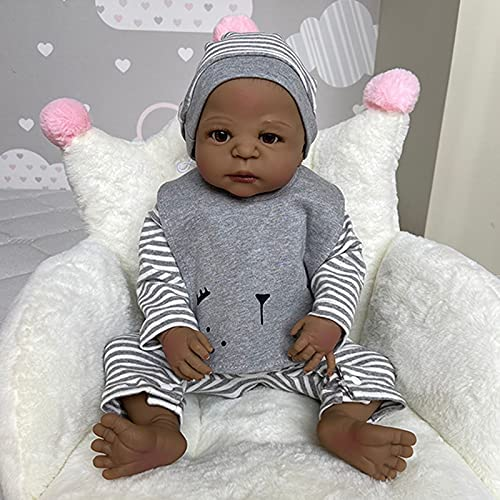 African american silicone baby boy _image3