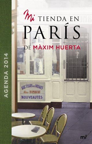 Agenda 2014 Mi tienda en París