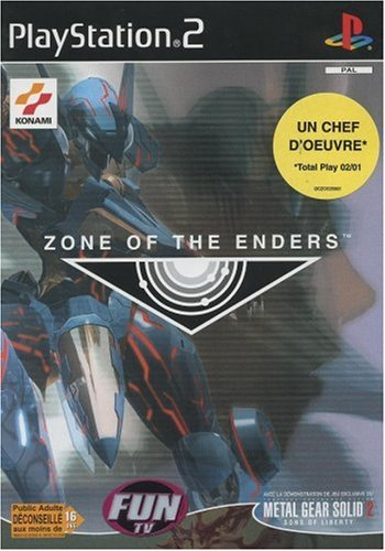 Zone Of The Enders