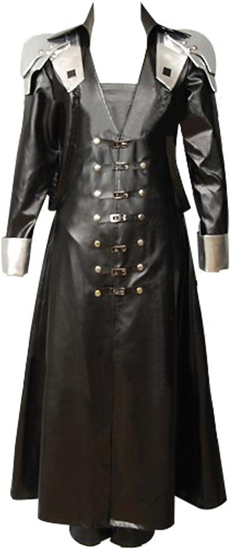 Final Fantasy ff VII 7 Sephiroth Cosplay Kostüm Herren XXXL