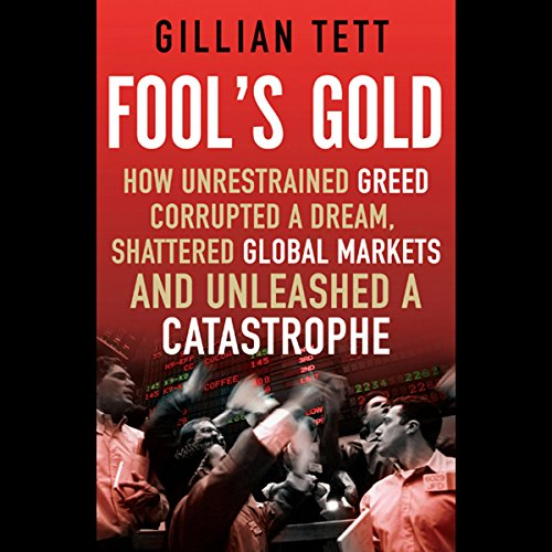 Fool's Gold audiobook cover art