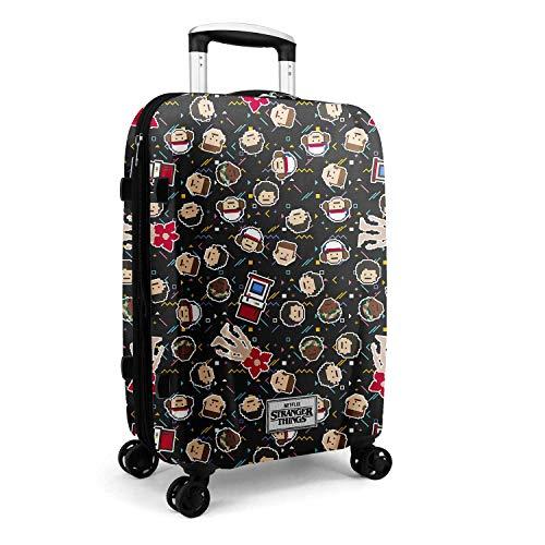 Stranger Things 8 Bits-EVA Suitcase (Small)
