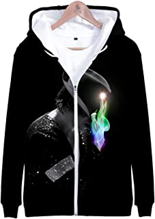 Cosstars Anime Nanatsu No Taizai The Seven Deadly Sins Pullover Felpe con Cappuccio Adulto Cosplay 3D Stampa Hoodie Maglione Sweatshirt Cappotto